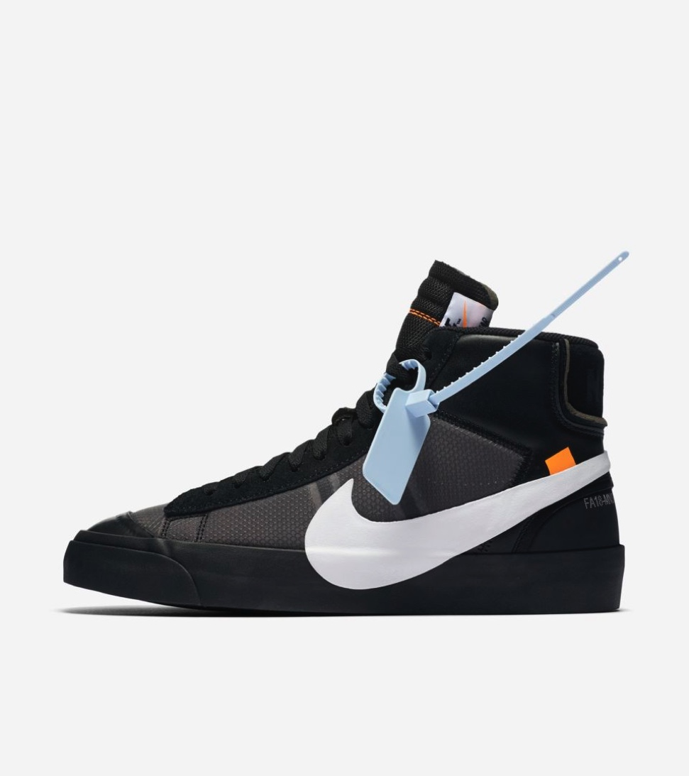 """The Ten"" Off-white x Nike"